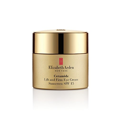 Elizabeth Arden Ceramide Plump Perfect Ultra Lift & Firm Eye Creme SPF 15, 15 ml (Lift-creme Die Firma)