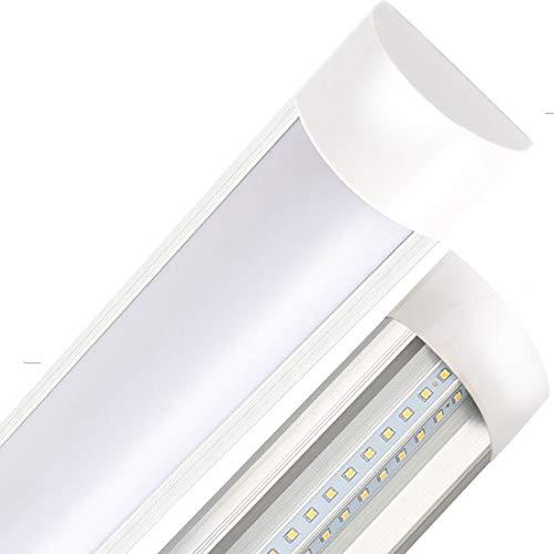 Led Luz 60cm De Día 20w Garaje Supermercados Cocina Balcón Xyd® Oficina T10 Gimnasios Supermercado 6000k Tubo Para 1pc Lámpara kZOXiPu