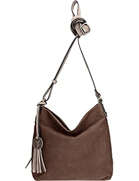 SURI FREY Cindy Handtasche mit Reißverschluss NO.1
