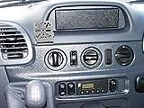 Mercedes SPRINTER DashMount Baujahr 2000 bis 2005 KFZ Navi Handy Halterung von telebox