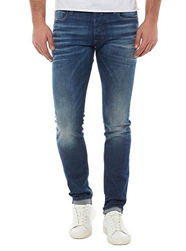 DIESEL Sleenker 0857B Jeans Dunkelblau