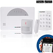 Kit Alarma Antirrobo Inalámbrico GSM SA2650 con central teclado Contacto magnético ...