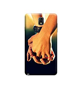 Ebby Premium Printed 3D Designer Back Case Cover For Samsung Note 3 (Premium Designer Cae)