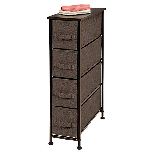 MDesign Cajonera tela - Práctico mueble cómoda 4