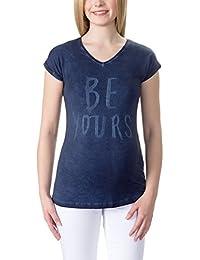 bellybutton Damen Sarah-T-Shirt 1/4 Arm