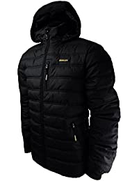 Stanley Homme Manteau de Sport Veste Mens Jacket Padded Coat Winter Workwear Work Jacket Black M L XL XXL New SXWG-117-E
