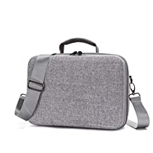 Drone Storage Bag,Waterproof EVA Shoulder Bag Hard Carry Case Storage Box for DJI Mavic Mini Drone
