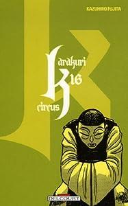 Karakuri Circus Edition simple Tome 16