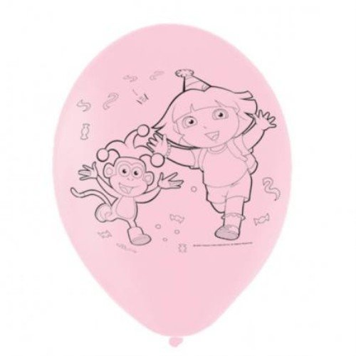 tex Luftballons (6er Pack) ()