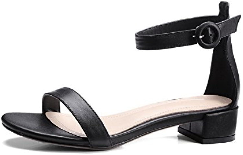 1TO9, Bout Ouvert Femme - - Femme Noir - Noir, 36.5 EUB07FD31CMCParent 9fd597