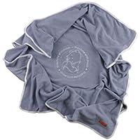 Panda 44921/SIT - Simple Things Polar Schlafdecke mit Stickerei Winnie Puuh, 150x100cm