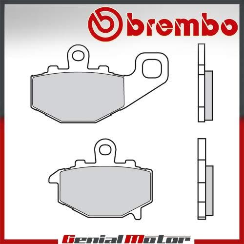 Pastiglie Brembo Freno Post 07KA16.17 ER-6N left/rear 650 2006 > 2015