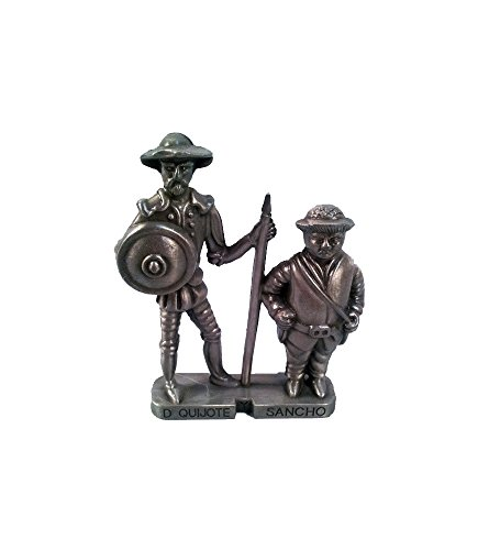 ZINGS Figure of Don Quixote and Sancho Panza - Large