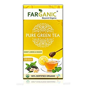 Certified Organic Green Tea
