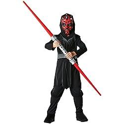 Star - Disfraz de Star Wars para niño, talla M (5-6 años) (R881216-M)