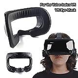 Clevoers Coussin De Visage De VR pour L'index De Valve VR, Lunettes De Réalité Virtuelle VR De Masque Respiratoire De Masque Oculaire De VR