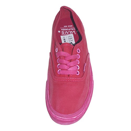 VANS Schuhe - AUTHENTIC CA - over washed chili pepper Chili Pepper