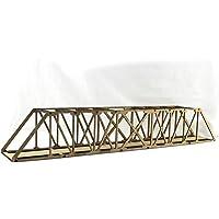 WWS Puente de Hierro de 560mm para Escalas OO/HO- Modelismo ferroviario en MDF