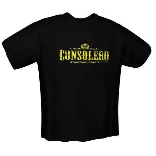 Preisvergleich Produktbild T-Shirt Consolero black Gr. XL