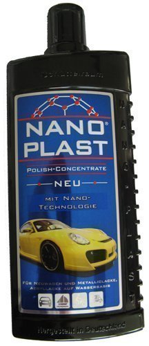 Plast Polish Nano-Beschichtung mit Lotus Effekt