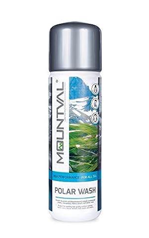 Mountval Polar Lavage, performances Wash-in Nettoyant pour vêtements d'extérieur et