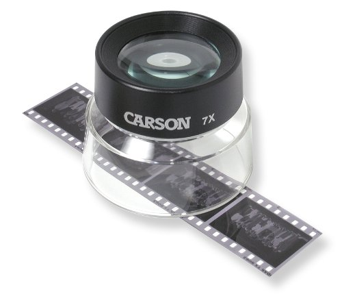 7x Acryl (Carson LL-77 LumiLoupe 7 x Standlupe)