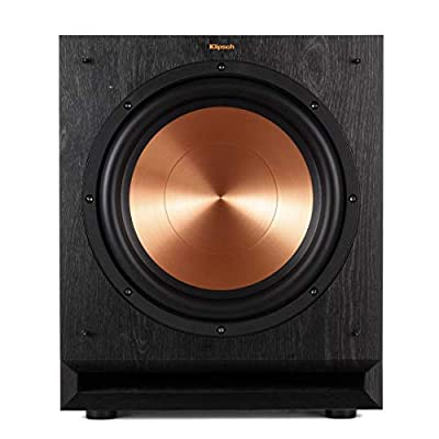 Klipsch SPL-120 premium subwoofer - Black finish from klipsch