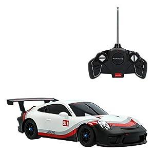 Rastar - Coche radiocontrol Porsche 911 GT3 CUP, escala 1:18 (ColorBaby 41264)