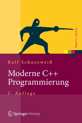 Moderne C++ Programmierung: Klassen, Templates, Design Patterns (Xpert.press) (Template-programmierung C)