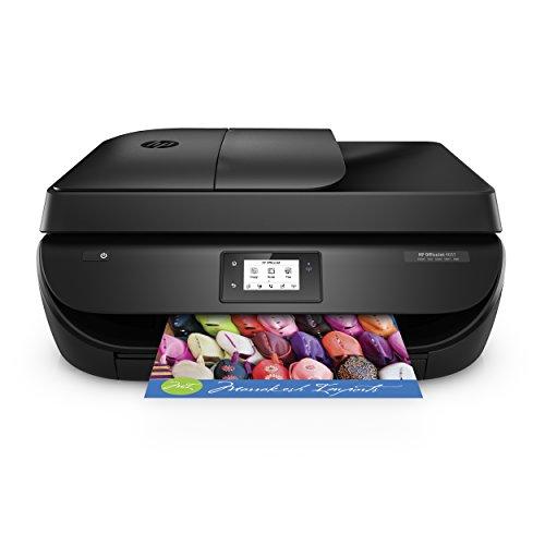 HP OfficeJet 4657 Stampante Multifunzione Wireless, Instant Ink Ready con 3 Mesi di Prova Gratuiti