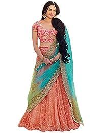 Latest Women Bridal Dress Indian Ethnic Party Wear Wedding Ceremony Lehenga Choli Dupatta 8706