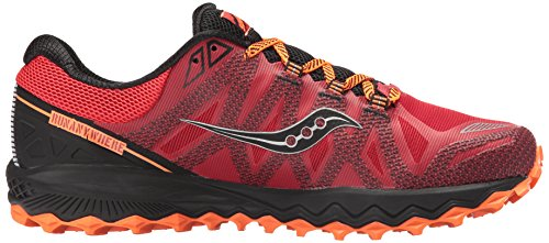 Saucony Men's Peregrine 7 Men's Footwear Synthetic Red