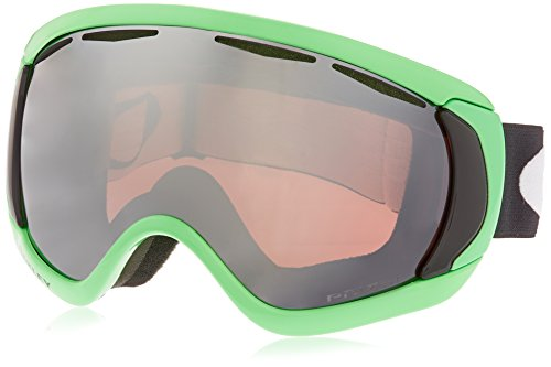 Oakley Skibrille Canopy/Snowboard bunt Green Collection/Prizm Black Irid