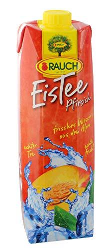 Rauch - Eistee Pfirsich - 1l