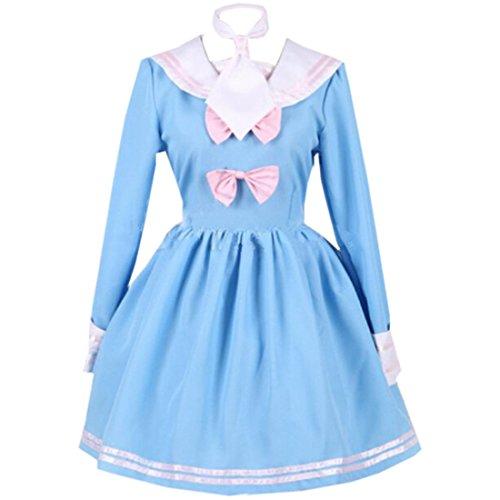 Partiss - Robe de chambre - Femme Bleu - Bleu