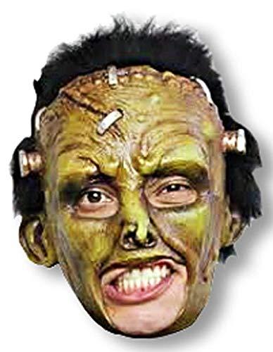Deluxe Frankenstein Maske - Frankenstein Maske