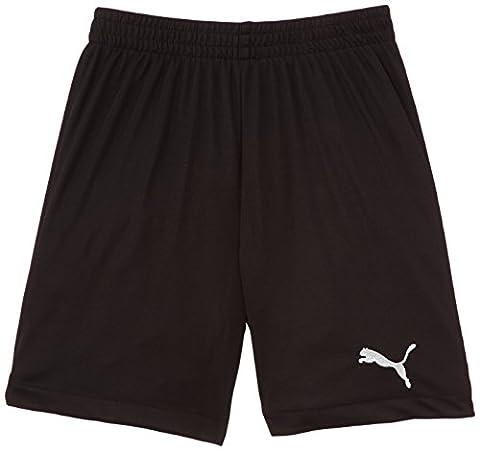 PUMA Velize Short Homme Noir FR : XL (Taille Fabricant : 164)