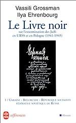 Le Livre noir, numéro 1 d'Ilya Ehrenburg