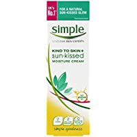 Simple Kind To Skin Sun Kissed Moisture Cream 50 ml