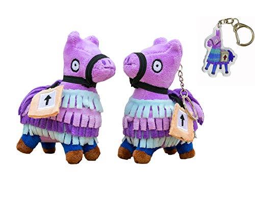 Blest Guest Loot Llama Peluche Muñeco de Peluche de Juguete Figura, Troll Stash Animal Alpaca Regalo para niños Niños… 2