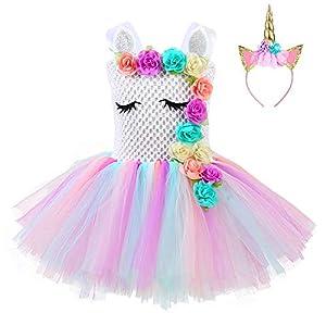 Fonlam Vestido de Bautizo Fiesta