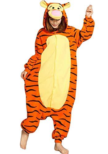 val Halloween Pyjamas Schlafanzug mit Kapuze Erwachsene Cosplay Kostüm ()