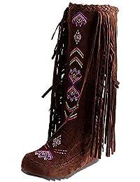 692df5a41150 Amazon.fr   Scratch - Bottes et bottines   Chaussures femme ...