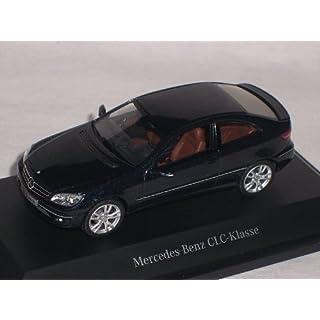 MERCEDES BENZ CLC C-COUPE SCHWARZ 1/43 SCHUCO MODELLAUTO MODELL AUTO SONDERANGEBOT