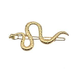 Sangni Tierhaarschmuck in Schlangenform