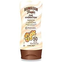 Hawaiian Tropic Silk Hydration Sonnenschutzlotion LSF 50, 180 ml