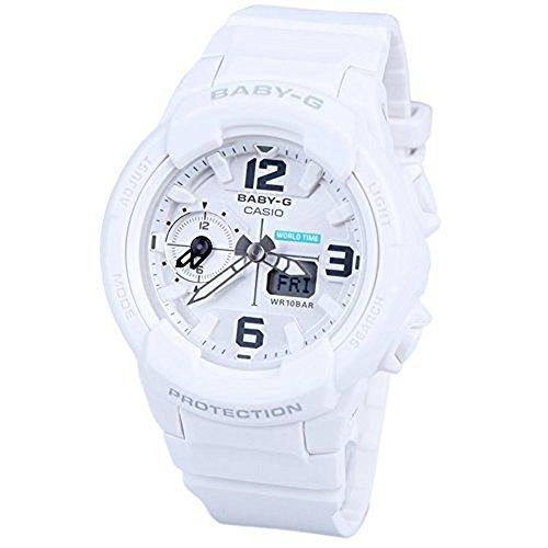 Casio Ladies Watch Baby-G Standard Quartz: Battery Japan Clock (Asia) Model bga-230–7B
