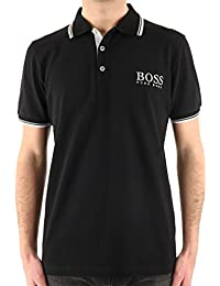Hugo Boss - HOMME - Polos Manches Courtes - PADDY PRO NEW BLEUCL