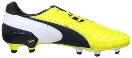 Puma Spirit FG Herren Fußballschuhe Gelb (blazing yellow-black-whit 01)