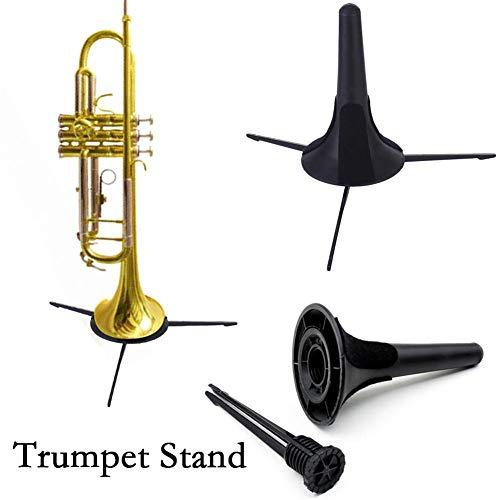 Ammoon Trompeten-Ständer, Metall-Beine abnehmbar, Faltbar